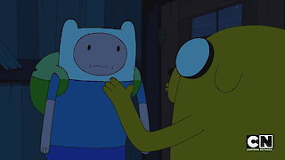 Watch Adventure Time with Finn and Jake Season 9 Episode 18 - Blank Eyed Girl Online