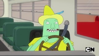 Watch Adventure Time with Finn and Jake Season 10 Episode 4 - Normal Man Online