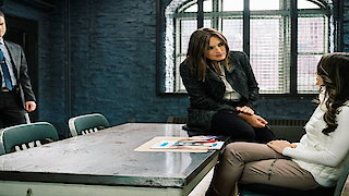 Watch Law & Order: Special Victims Unit Season 17 Episode 9 - Catfishing Teacher Online