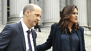 Watch Law & Order: Special Victims Unit Season 18 Episode 5 - Rape Interrupted Online
