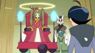 Watch Sgt. Frog Season 3 Episode 76 -  To the Moon, Palace... Online