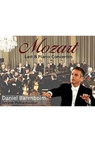 Barenboim and the Berliner Philharmoniker - Mozart Piano Concerto 20-27