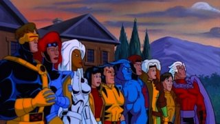 Watch X-Men Season 5 Episode 14 - Graduation Day Online