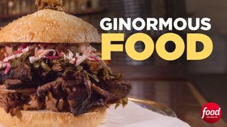 Ginormous Food Season 1 Episode 1