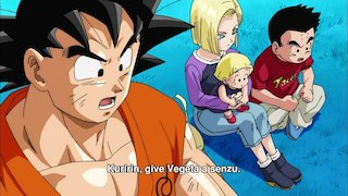 Watch Dragon Ball Super Season 3 Episode 12 - The Ultimate Warrior...Online