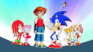 Watch Sonic X Season 3 Episode 73 - Shadow the Assassin! Online