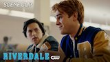 Watch Riverdale - Riverdale | Season 2 Ep 16 | Jughead Confronts Veronica about Southside High | The CW Online