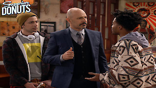 Watch Superior Donuts Season 2 Episode 13 - Father Son and Holy....Online