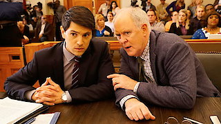 Watch Trial & Error Season 1 Episode 10 - A Hostile Jury Online