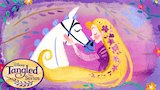 Watch Tangled: The Series - Max | Inside the Journal | Tangled: The Series | Disney Channel Online