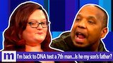 Watch Maury - Im back to DNA test a 7th man...Is he my sons father? Monday on Maury | The Maury Show Online