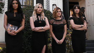 Watch Pretty Little Liars Season 6 Episode 12 - Of Late I Think of R... Online