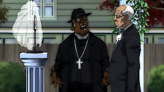 Watch The Boondocks Season 4 Episode 8 - I Dream of Siri Online