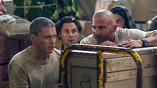 Watch Prison Break Season 5 Episode 5 - Contingency Online