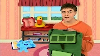 Watch Blue's Clues Season 6 Episode 4 - Joe's Clues Online