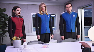 Watch The Orville Season 1 Episode 10 - Firestorm Online