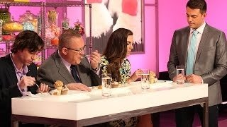 Watch Cupcake Wars Season 11 Episode 3 - Josie and the Pussyc... Online