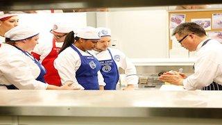 Watch MasterChef Season 6 Episode 16 - The Restaurant Takeo... Online