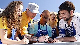 Watch MasterChef Season 7 Episode 7 - Vets, Jets And Home ... Online