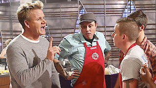 Watch MasterChef Season 7 Episode 9 - A Piece of Cake Online