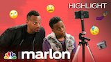 Watch Marlon - YOUTUBEIN' AIN'T EASY - Marlon (Episode Highlight) Online