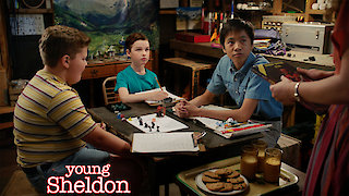 Watch Young Sheldon Season 1 Episode 11 - Demons Sunday Schoo....Online