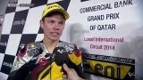 Watch MotoGP Season  - Moto2 Qatar 2014 -- Esteve Rabat interview Online