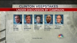 Watch NBC Meet the Press Season  - Clinton Veepstakes: Who's On the Short List? Online