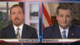 Watch NBC Meet the Press Season  - Sen. Cruz Responds to 'Bathroom Bills': Real Danger Is 'People Who Are Predators' Online
