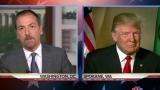 Watch NBC Meet the Press Season  - Trump On His Past Praise of Clinton Online
