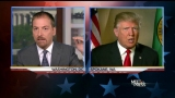 Watch NBC Meet the Press Season  - Full Interview: Donald Trump On Romney, Ryan and His Tax Returns Online
