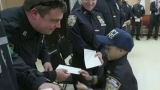 Watch NBC Nightly News with Brian Williams Season  - A Little Boys Mission to Thank Every New York City Cop, One-by-One Online