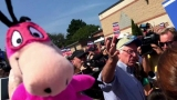 Watch NBC Nightly News with Brian Williams Season  - Through the Eyes of a Stuffed Dinosaur: the 2016 Presidential Campaign Online