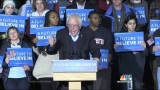 Watch NBC Nightly News with Brian Williams Season  - Polls Show Young Women Flocking to Sanders in New Hampshire Online