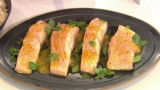 Watch NBC TODAY Show Season  - Make Salmon With Passion Fruit Sauce, a Perfect Valentines Day Meal Online