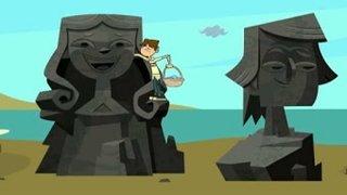 Watch Total Drama World Tour Season 2 Episode 9 - Rapa Phooey! Online