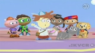 Watch Super Why! Season 7 Episode 12 - The Great Robot Race Online