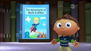 Watch Super Why! Season 7 Episode 13 - The Adventures of Ma... Online