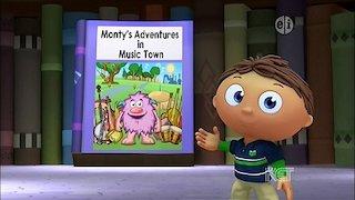 Watch Super Why! Season 7 Episode 14 - Monty's Adventures i... Online