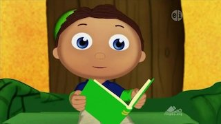 Watch Super Why! Season 9 Episode 1 - The Story of the Sup... Online