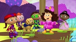 Watch Super Why! Season 9 Episode 2 - The Princess Who Lov... Online