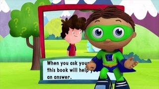 Watch Super Why! Season 9 Episode 5 - Mathis' Book of Why Online