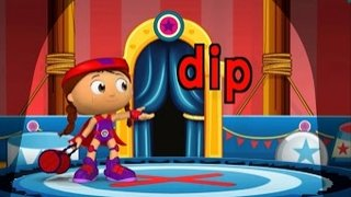 Watch Super Why! Season 9 Episode 8 - Landon's Circus Adve... Online