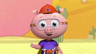 Watch Super Why! Season 10 Episode 4 - The Cowgirl Mystery Online