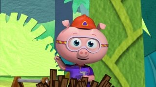 Watch Super Why! Season 10 Episode 2 - The Banana Mystery Online