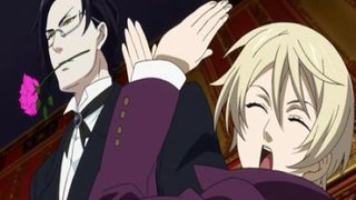 Watch Black Butler Season 2 Episode 13 - Ciel in Wonderland P... Online