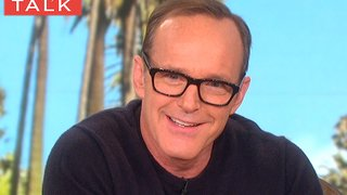 Watch The Talk Season 8 Episode 24 - Clark Gregg, Katy Mi... Online
