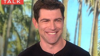 Watch The Talk Season 8 Episode 26 - Max Greenfield Online
