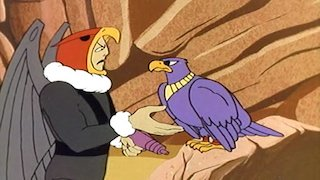 Watch Birdman and the Galaxy Trio Season 1 Episode 16 - Birdman and the Mons... Online