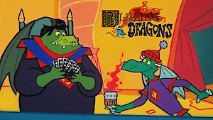 Watch Blazing Dragons Season 2 Episode 26 - Quest To Success/Sla... Online